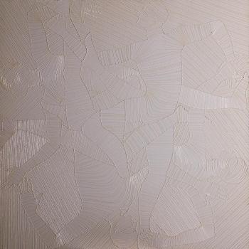CATA POLICHINELO II, 1,00 m X 1,00 m, Acrílica e acrílica em baixo-relevo s/ tela, 2012
